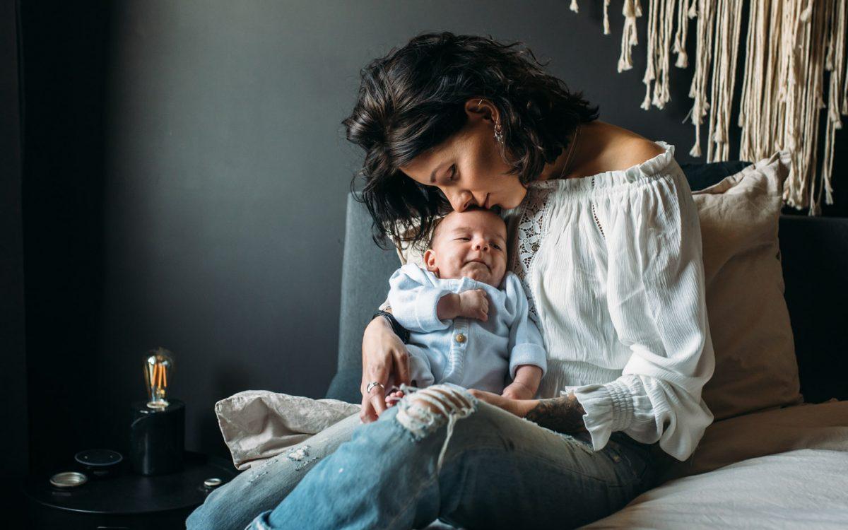 Newborn shoot Putten | Baby Zeno