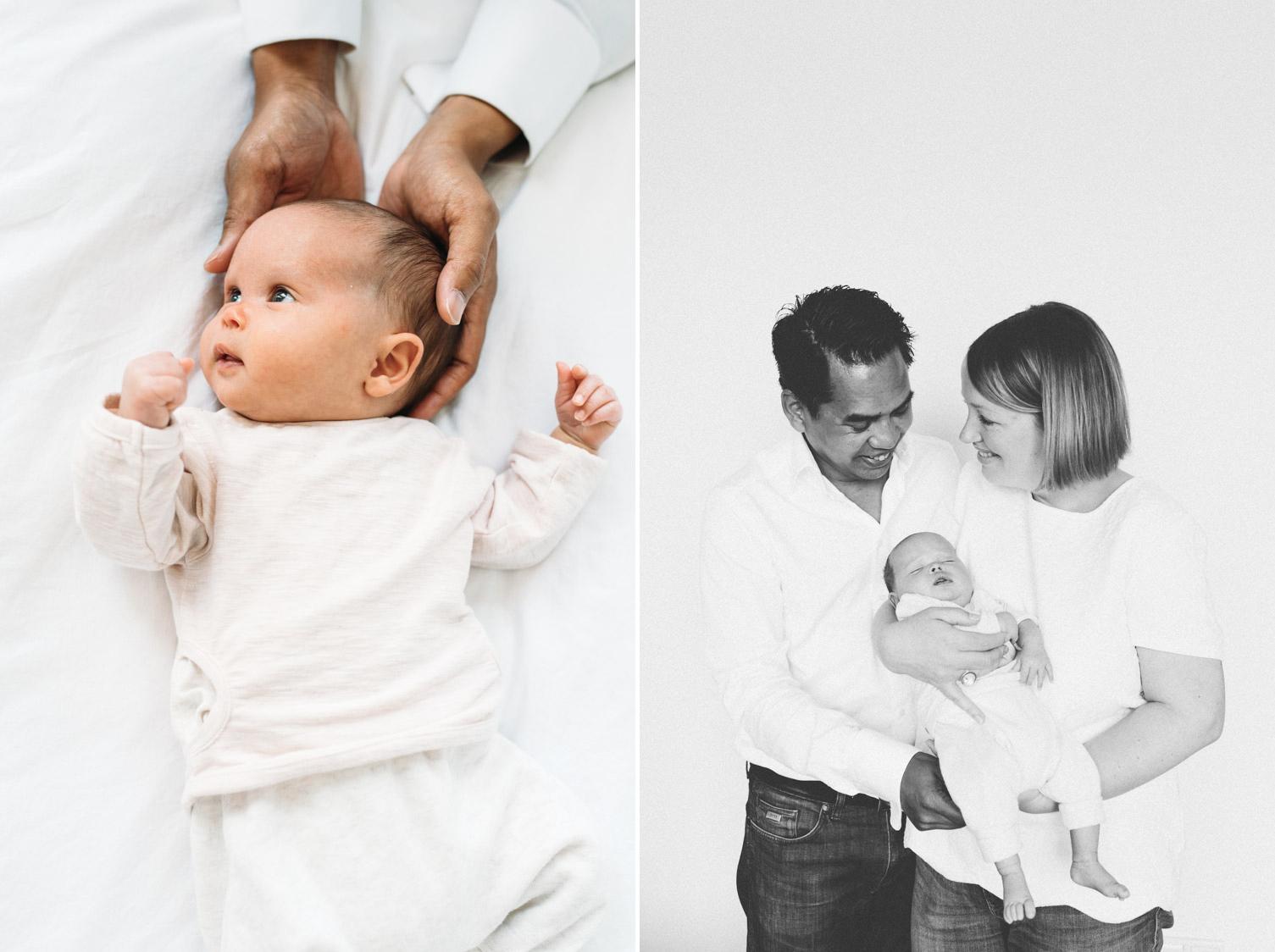 Baby shoot Amersfoort